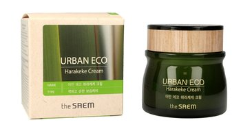The Saem, Urban Eco Harakeke, nawilżający krem do twarzy, 60 ml - The Saem