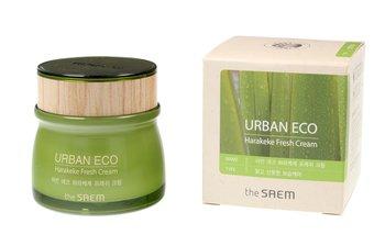 The Saem, Urban Eco Harakeke, nawilżający krem do twarzy, 60 ml-The Saem