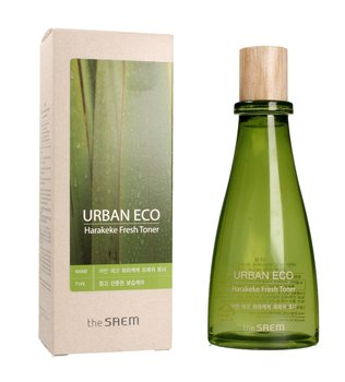 The Saem, Urban Eco Harakeke, tonik odświeżający do twarzy, 180 ml-The Saem