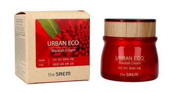 The Saem, Urban Eco Waratah, krem do twarzy - cera delikatna i poszarzała, 60 ml-The Saem