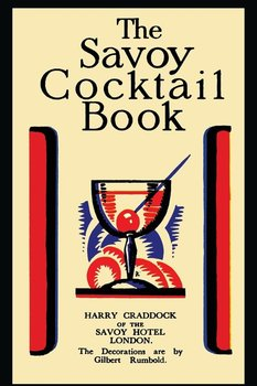 The Savoy Cocktail Book-Craddock Harry