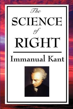 The Science of Right - Kant Immanual