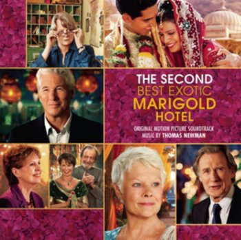 The Second Best Exotic Marigold Hotel-Newman Thomas