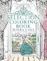 The Selection Coloring Book-Cass Kiera