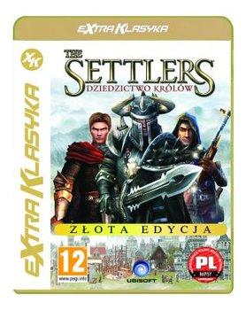 The Settlers Dziedzictwo Królów Złota Edycja Pc Blue Byte
