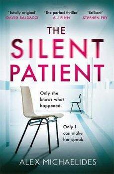 The Silent Patient-Michaelides Alex