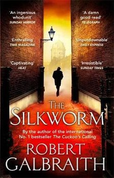 The Silkworm - Galbraith Robert (J. K. Rowling)