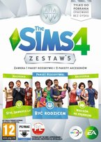 The Sims 4 Zestaw 5 (PC)