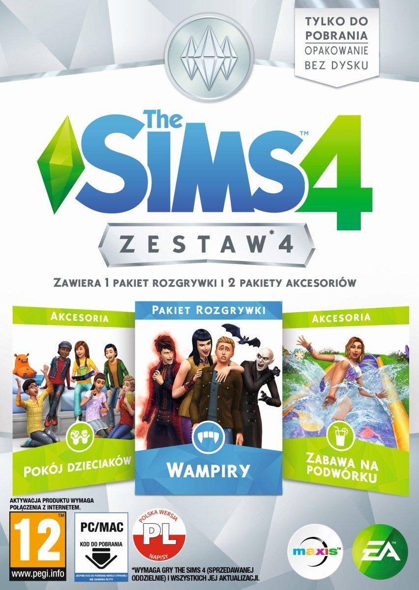 67da822f15978c The Sims 4 - Zestaw Dodatków 4 ( PC) - EA Maxis | Gry i programy Sklep  EMPIK.COM