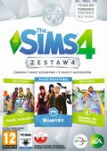 The Sims 4 - Zestaw Dodatków 4-EA Maxis