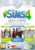 The Sims 4 - Zestaw Dodatków 4