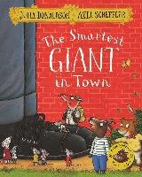 The Smartest Giant in Town - Donaldson Julia