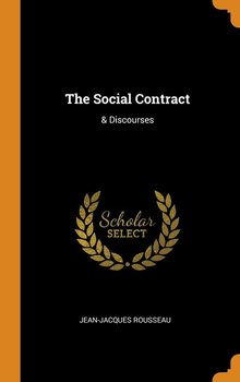 The Social Contract-Rousseau Jean-Jacques