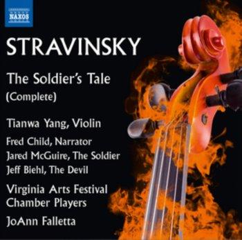 The Soldier's Tale-Falletta Joann, Virginia Arts Festival Chamber Players