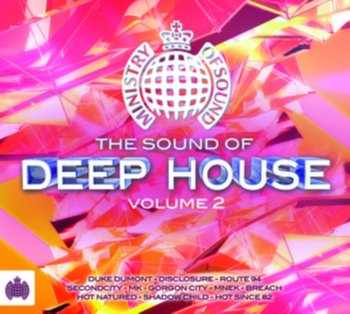 The sound of deep house volume 2 various artists for Deep house bands