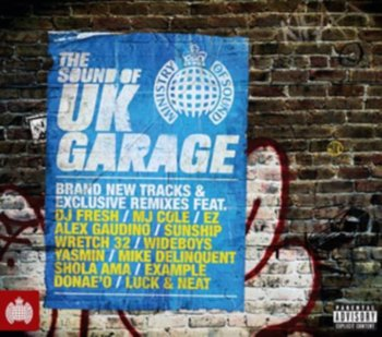 The Sound Of UK Garage - Various Artists