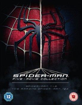 The Spider-Man Complete Five Film Collection (brak polskiej wersji językowej)-Raimi Sam, Webb Marc