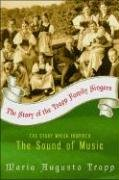 The Story of the Trapp Family Singers-Trapp Maria Augusta