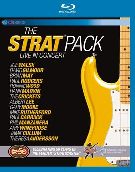 The Strat Pack: Live In Concert-Gilmour David, Moore Gary, Rodgers Paul, Rutherford Mike, Cullum Jamie, Winehouse Amy, Marvin Hank, Manzanera Phil, Walsh Joe