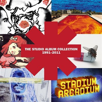 The Studio Album Collection 1991 - 2011-Red Hot Chili Peppers