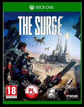 The Surge-Deck13 Interactive