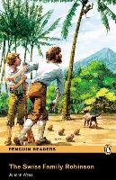 The Swiss Family Robinson. Level 3. With MP3 Pack - Wyss Johann