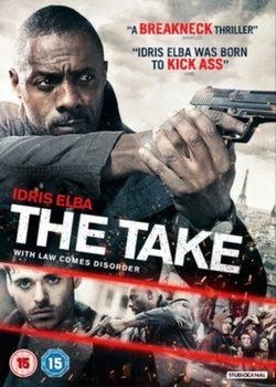 The Take (brak polskiej wersji językowej)-Watkins James, Watkins James Louis