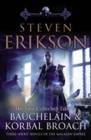 The Tales Of Bauchelain and Korbal Broach, Vol 1-Erikson Steven