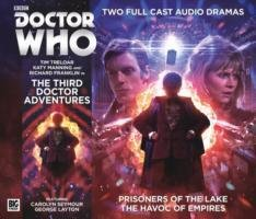 The Third Doctor Adventures-Lane Andy, Richards Justin
