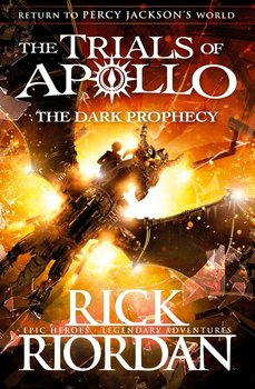 The Trials of Apolle - The Dark Prophecy-Riordan Rick