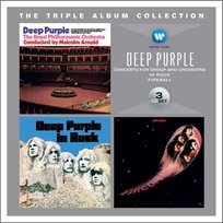 The Triple Album Collection: Deep Purple