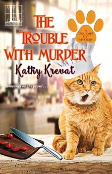 The Trouble with Murder-Krevat Kathy
