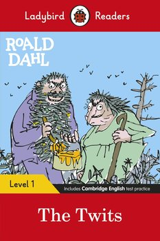 The Twits. Ladybird Readers. Level 1-Dahl Roald