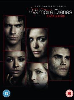 The Vampire Diaries: The Complete Series (brak polskiej wersji językowej)