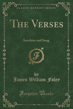 The Verses-Foley James William