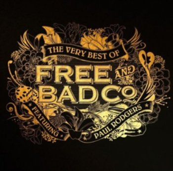 The Very Best Of Free And Bad Company Featuring Paul Rodgers-Free, Bad Company, Rodgers Paul