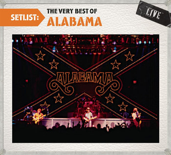 The Very Best Of Live (Remastered)-Alabama