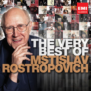 The Very Best Of Mstislav Rostropovich-Rostropovich Mstislav