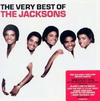 The Very Best Of The Jacksons-The Jacksons
