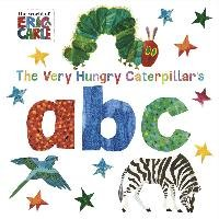 The Very Hungry Caterpillar's ABC-Carle Eric