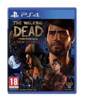The Walking Dead: A New Frontier-Telltale Games