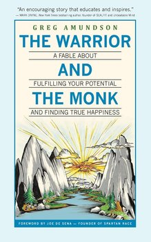 The Warrior and The Monk-Amundson Greg