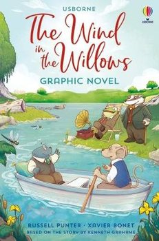 The Wind in the Willows Graphic Novel-Punter Russell
