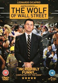 The Wolf of Wall Street (brak polskiej wersji językowej)-Scorsese Martin