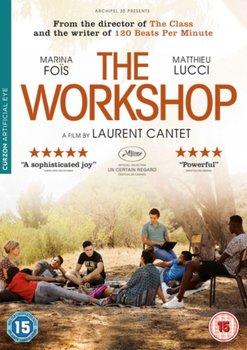The Workshop (brak polskiej wersji językowej)-Cantet Laurent