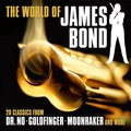 The World of James Bond: 20 Classics from Dr. No, Goldfinger, Moonraker and More-Various Artists