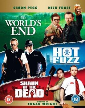 The World's End/Hot Fuzz/Shaun of the Dead (brak polskiej wersji językowej)-Wright Edgar
