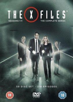 The X Files: The Complete Series (brak polskiej wersji językowej)