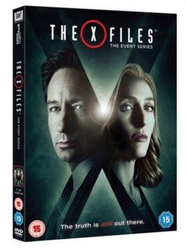 The X-Files: The Event Series (brak polskiej wersji językowej)
