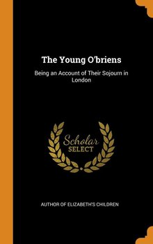 The Young O'briens-Author Of Elizabeth's Children
